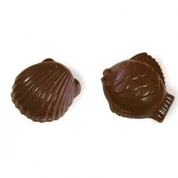 Конфеты_0048_Морские фигурки молочный шоколад
